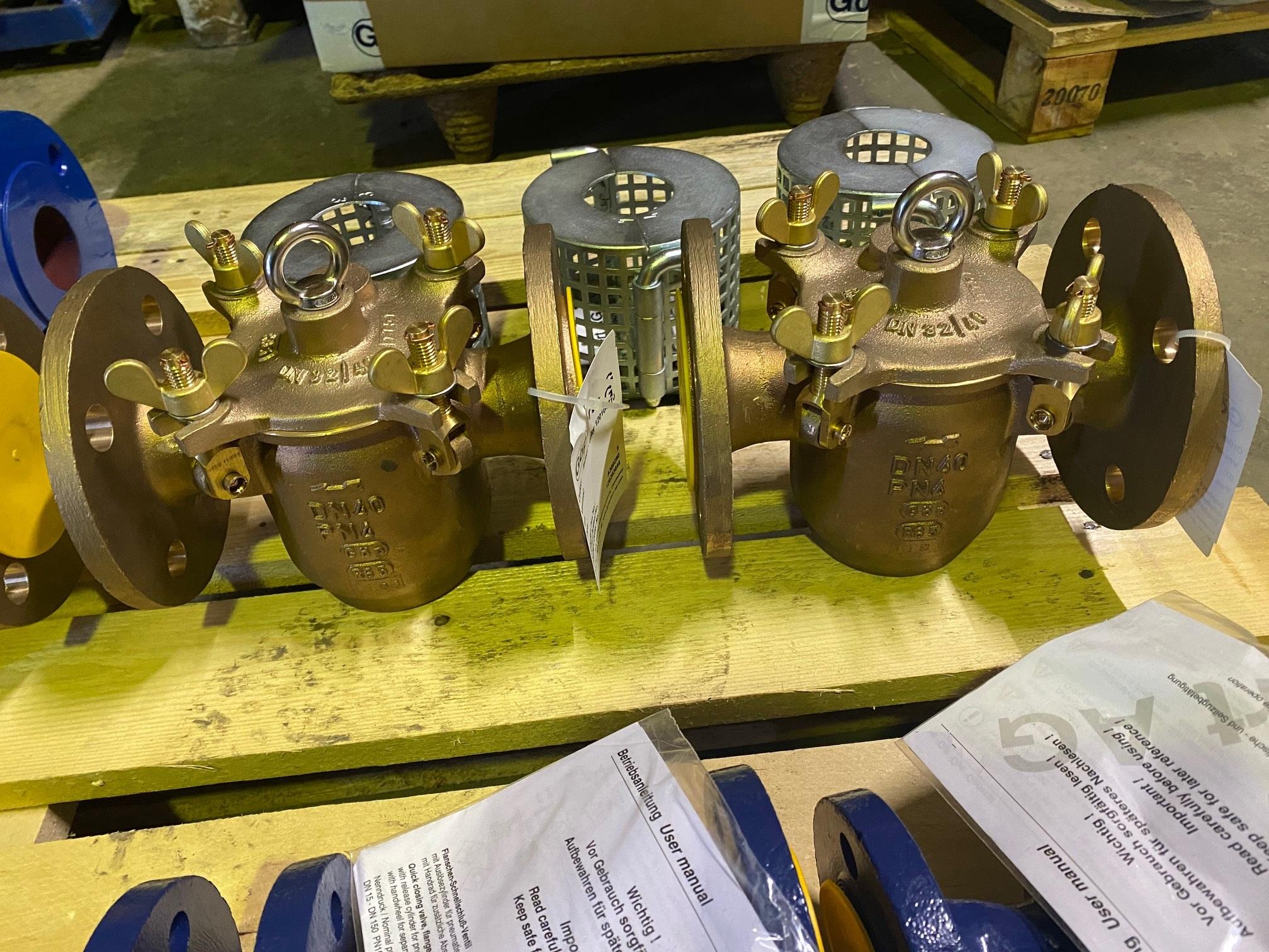 судовые бронзовые фильтры судовые бронзовые грязевые коробки